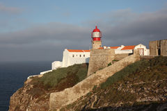 Cape St. Vincent in Portugal Royalty Free Stock Photo