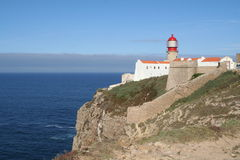 Cape St. Vincente II Royalty Free Stock Photos