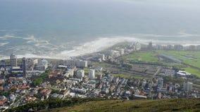 Cape Town à la côte atlantique photo libre de droits