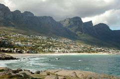 Cape Town Royalty Free Stock Photos