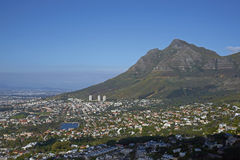 Cape Town Royalty Free Stock Image