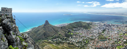 Cape Town arkivfoton