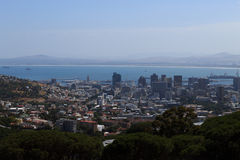 Cape Town imagem de stock royalty free