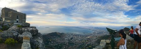 Cape Town Стоковое Изображение