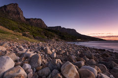 Cape Town beach scene Stock Photos