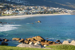 Cape Town Beach Stock Photography