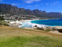 Cape Town beaches Royalty Free Stock Photography