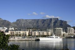 Cape Town, beira-rio Imagem de Stock