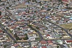 Cape Town, casa Immagini Stock
