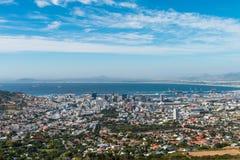 Cape Town city centre Stock Image
