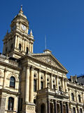 Cape Town city hall 1. The Cape Town city hall building, South Africa royalty free stock photography