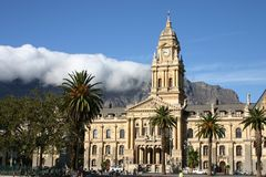 Cape Town City Hall Royalty Free Stock Images