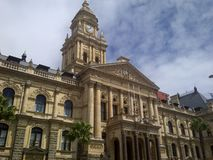 Cape Town City Hall royalty free stock photography