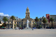 Cape Town City Hall Stock Photos