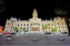 Cape Town City Hall, South Africa Stock Photos