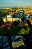 Cape Town City Scenery Stock Photography