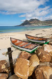 Cape Town False Bay Stock Photography