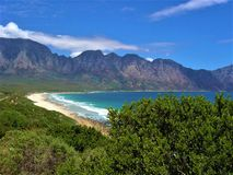 Cape Town Garden Route South Africa royalty free stock image