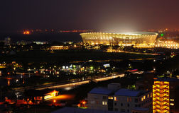 Cape Town Greenpoint Stadium. This place was used as a 2010 FIFA World Cup kick off in Cape Town, South Africa Stock Image