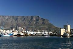 Cape town harbor Stock Photo