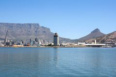 Cape Town Harbor Stock Images