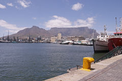 Cape Town Harbour 1 Stock Images