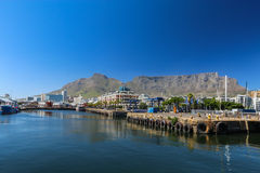 Cape Town Harbour South Africa Stock Images