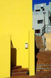 Cape Town Malayan region-Bo-Kaap Royalty Free Stock Photography