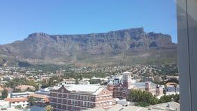 Cape Town - montagna della Tabella immagine stock libera da diritti