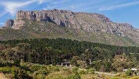 Cape Town Mountains Stock Photo
