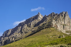 Cape Town Mountains Stock Images