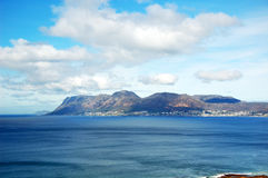 Cape Town Mountains Royalty Free Stock Photography