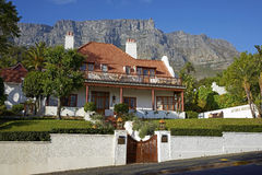 Cape Town Residence Stock Photo