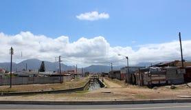 Cape Town - ritirata Fotografia Stock