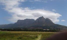 Rondabosh comm afternoon. Cape town rondabosh Stock Photography