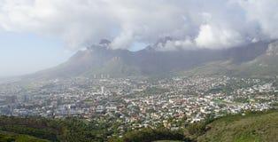 Cape Town in Südafrika Lizenzfreie Stockfotos
