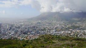 Cape Town in Südafrika Stockfotografie