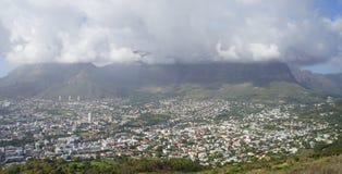 Cape Town in Südafrika Lizenzfreie Stockbilder