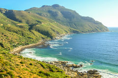 Cape Town scenic drive stock photos