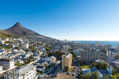 Cape Town (Sea Point) Royalty Free Stock Photos
