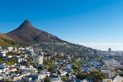 Cape Town (Sea Point) Royalty Free Stock Images