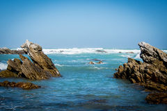 Cape Town Seaside Royalty Free Stock Photo