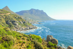 Cape Town sightseeing Royalty Free Stock Photo