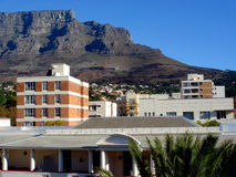 Cape Town, South Africa. Lovely building in Cape Town, South Africa stock images