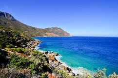 Cape Town, South Africa Coast Royalty Free Stock Photo