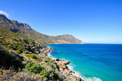Cape Town, South Africa Coast Stock Image