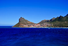 Cape Town, South Africa Coast Stock Photo