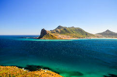 Cape Town, South Africa Coast Stock Photography