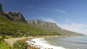 Cape Town South Africa stock video footage