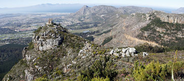 Cape Town southern suburbs Stock Photography